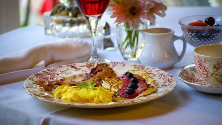 Не се стресирайте, че сте пропуснали закуската, тъй като значението й е преувеличено