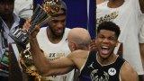 След 50-годишно чакане Милуоки отново е шампион на НБА