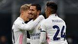 Арсенал иска още един от Реал под наем