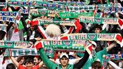 8000 фенове на Терек пътуват 1800 км с влак за мача с Криля Советов.