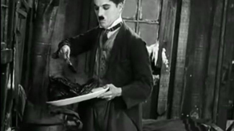 Треска за злато (The Gold Rush, 1925)