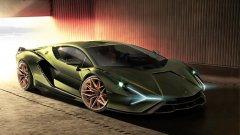 Иначе няма да е истинско Lamborghini...