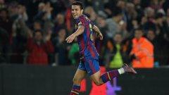С два гола на Педро Родригес Барселона победи Леванте и започна 2011 г. с победа