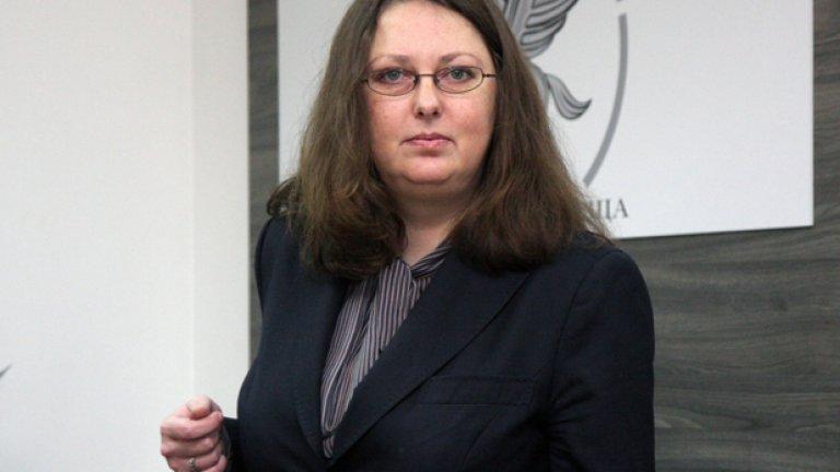 Прокуратурата искаше условна присъда за бившата шефка на Агенцията по вписванията