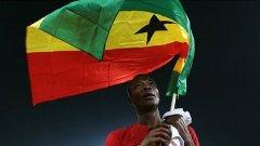 Цяла Африка е вперила поглед с надежда към футболистите на Гана