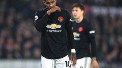 Драма в края лиши Юнайтед от победата