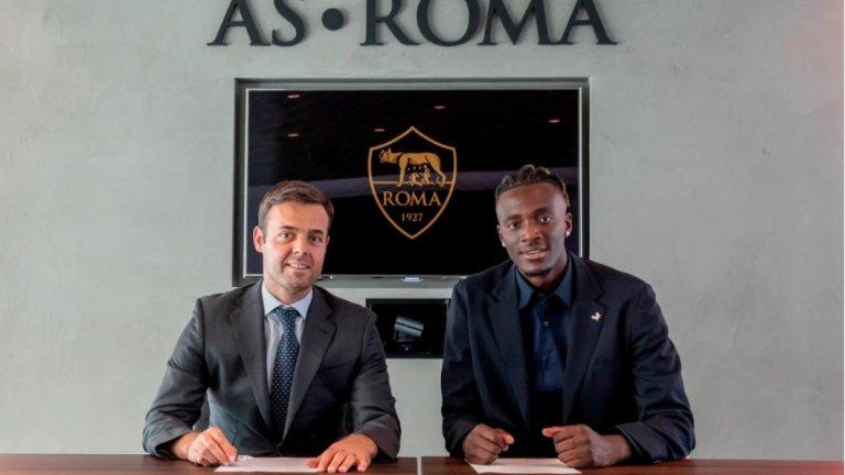 Рома привлече нападател от Челси за 40 млн. евро