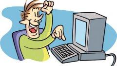 Украинските интернет потребители кликват върху реклами най-често