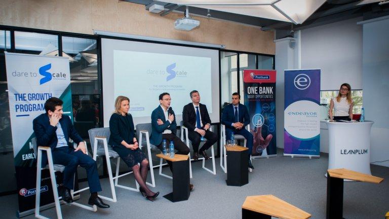 В България програмата има подкрепата на софтуерната ScaleFocus и Изпълнителната агенция за насърчаване на малките и средни предприятия