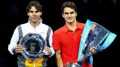 Рафаел Надал и Роджър Федерер ще опитат да докажат днес и утре, че спортът, освен че е бизнес и забавление, служи и за добри каузи