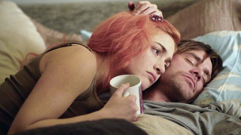Блясъкът на чистия ум 2004  Във филма: Джоел и Клементайн наемат Lacuna Inc. да изтрие спомените им един за друг след тяхната раздяла. Докторът проследява мозъчната активност на Джоел и селективно изтрива болезнените му спомени за връзката с Клементайн.   В реалността: Все още не съществува технология, която да облекчи болката след раздяла, но учени вече откриха ген, който изтрива спомените и успяха да манипулират мозъка на мишка, успешно заличавайки нейни травматични спомени. Откритието може да е полезно най-вече за пациенти, страдащи от посттравматичен стрес.