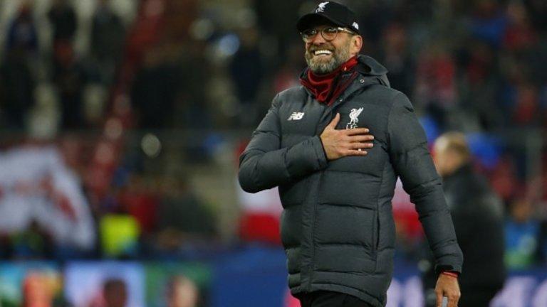 Клоп знае най-добре, че успехите във футбола преминават през сърцето.