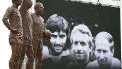 9 октомври 1971-ва ще остане завинаги в историята. На тази дата Бест, Лоу и Чарлтън за последен път се разписаха в един мач за Юнайтед.