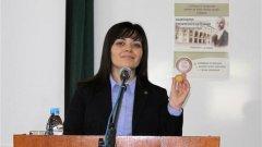 Теодора Димитрова е заключила кабинета си и е издала заповед до всички служители и студенти на СА да не се подчиняват на временния ректор