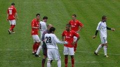 ЦСКА и Славия се срещнаха на последния финал за Купата на България