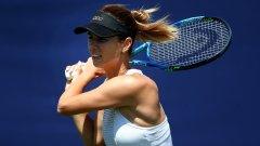 Пиронкова вече заработи почти половин милион долара от US Open, ето кога е мачът със Серина