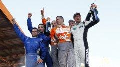 Най-успешните наши пилоти изобщо в историята на българския автомобилен спорт Димитър Илиев, Крум Дончев и Петър Гьошев са твърде млади за пенсия