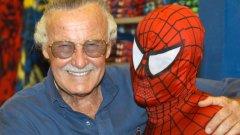 Една от легендите на комикс-културата си отиде на 95 г.