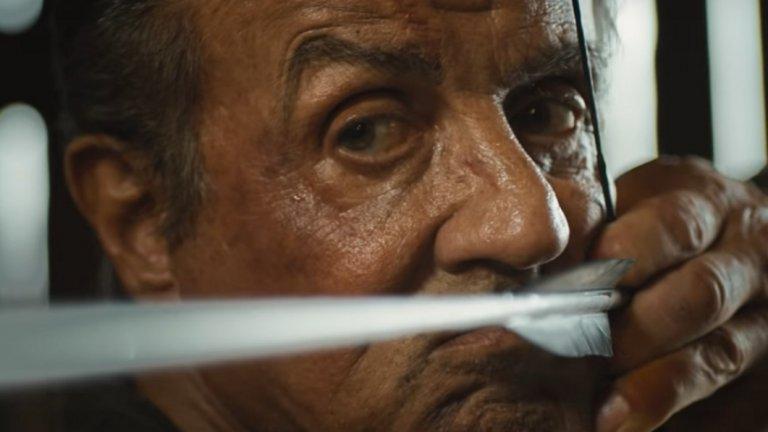 """Силвестър Сталоун за """"Рамбо: Последна кръв"""""""