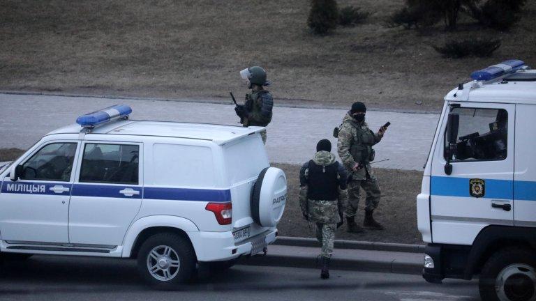 Опозицията продължава демонстрациите срещу президента Лукашенко вече седми месец