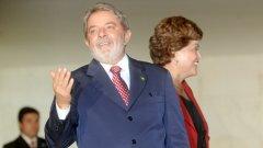 Бразилският президент Луиш Инасио Лула де Силва