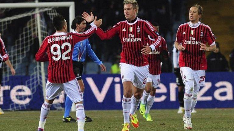 Макси Лопес прекара няколко неуспешни месеца в Милан.