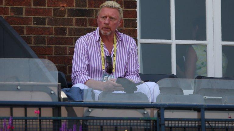 Бекер, който спечели Уимбълдън едва 17-годишен, постави под въпрос отношението и психическата нагласа на по-младите тенисисти