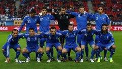 Заедно с Швеция Гърция ще е най-възрастният състав на Евро 2012