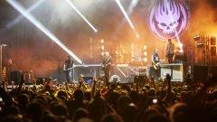 The Offspring възпламениха тълпата на снощния Sofia Rocks
