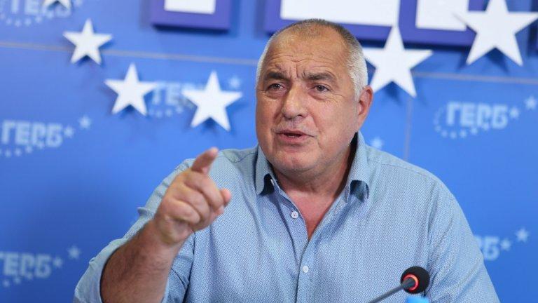 Лидерът на ГЕРБ е на мнение, че Корнелия Нинова вече е трябвало да е върнала мандата