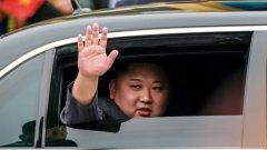 Ким Йонг-чол придружи държавния лидер на КНДР по време на концерт