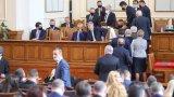 Мика Зайкова удари звънеца на първото заседание
