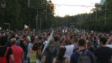 Протестът блокира и Орлов мост