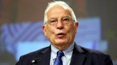 """Решението е """"политически мотивирано"""", се казва в изявление на Жозеп Борел (на снимката)"""