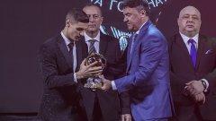 Без Десподов в квалификациите за Евро 2020