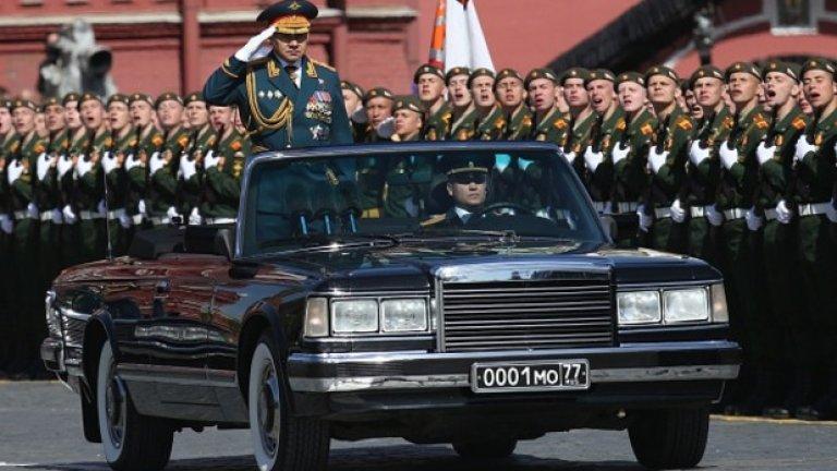Това е най-обсъжданата тема в руските социални мрежи, като общото мнение е, че 9 май е големият повод за национална гордост