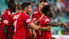 ЦСКА е на два мача от групите на Лигата на конференциите!