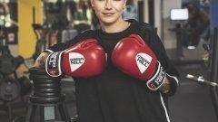 """""""Много хора си мислят, че боксът натоварва, но всъщност е обратното - той зарежда и енергизира"""""""