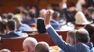 От ПГ на ИТН бойкотираха гласуването