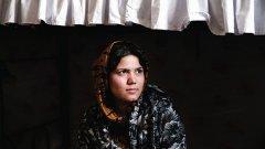 Полско-канадският фотограф Габриела Маж прекарва 4 години в посещения на афганистански жени в зад решетките