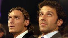 Кой от двамата легендарни футболисти ще се радва в събота вечерта?