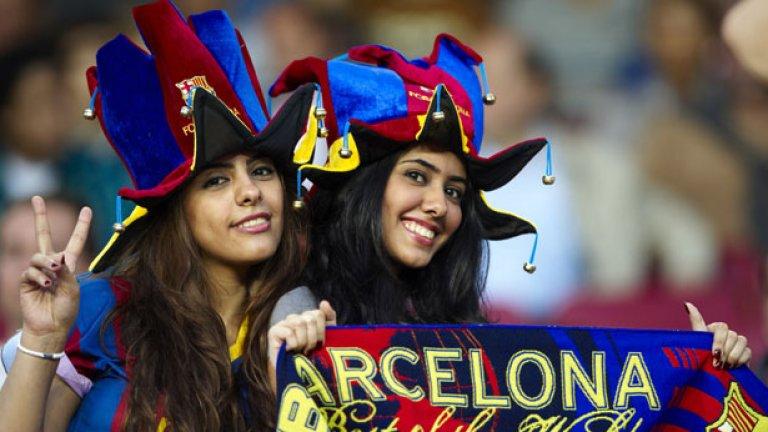 Каквото и да си говорим, спортната 2011 бе преди всичко на Барселона