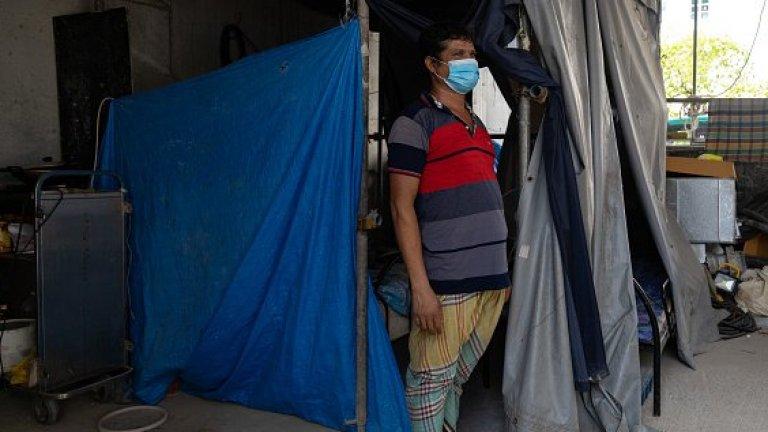 Пленници заради COVID: Годинa и половина от строежа в спалнята