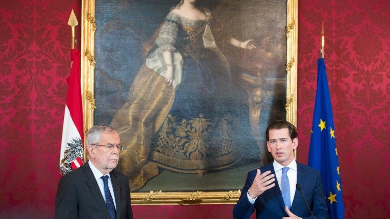 """Скандалът """"Ибиса"""" води до още проблеми за канцлера Себастиан Курц"""