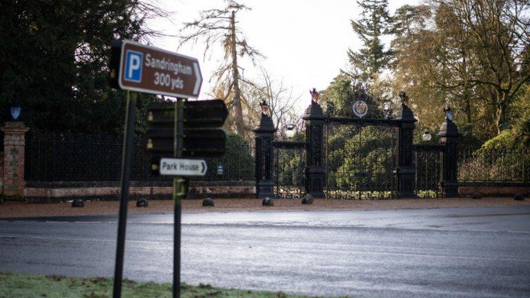 Имението Сандрингам стана място на важната среща на кралското семейство, на която да се реши как да се процедира от тук нататък.