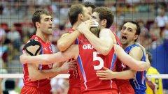 С играта си волейболистите на Русия заслужиха успеха в Световната лига