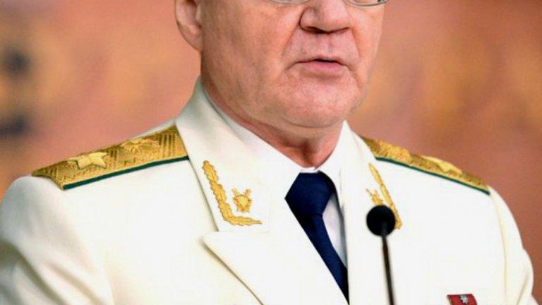 Путин предлага длъжността главен прокурор да заеме зам.-председателят на руския Следствен комитет - Игор Краснов