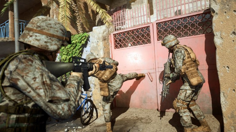 Six Days in Fallujah е една от най-противоречивите игри през последните години, а дори още не е излязла