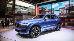 Първият електромобил на компанията ще се произвежда в Китай за глобална дистрибуция и ще излезе на пазара през 2019 г.