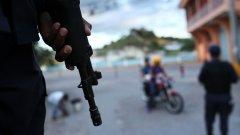 Насилствените обири намаляват. Просто в страната няма пари